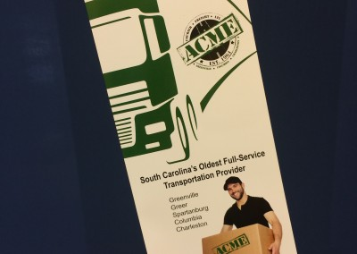 ACME Logistics Trifold
